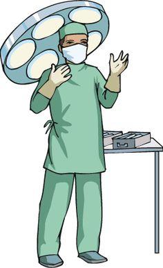 Для, хирург картинки для детей