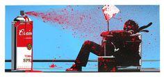 Trend Shots Arte: Descubre a Mr. Brainwash y el Street Art; de la clandestinidad del grafiti a las casas de subastas y mejores colecciones del mundo. Ingresa a www.trendshots.blogspot.com o dale click a este enlace  http://trendshots.blogspot.com/2012/08/mr-brainwash-y-el-street-art.html