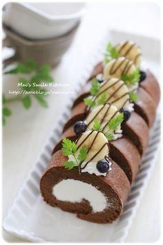 Mini Cakes, Cupcake Cakes, Roll Cakes, Cake Rolls, Cupcakes, Sweet Desserts, Sweet Recipes, Dessert Drinks, Dessert Recipes