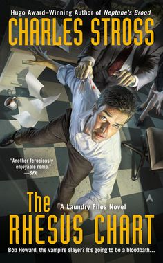 The Hugo Award-winning author of Neptune's Brood returns to reveal the secrets of The Laundry Files in an adventure of Lovecraftian horror and espionage hi-jinks… 06/30/2015