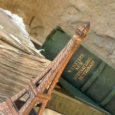 Vintage Eiffel Tower Souvenir Paris Metal by 3rdshelffromthetop, $18.00