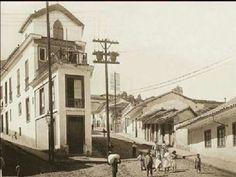 1910 - Ladeira de São Francisco.