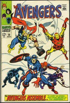 Avengers (Covers) Assemble! – PRINT Magazine