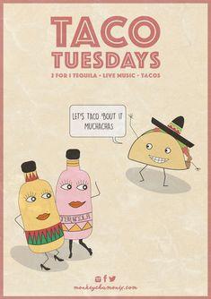 Taco Tuesdays! | Monkey