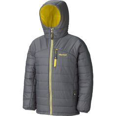 Marmot Solaris Hooded Jacket - Boys\\\'