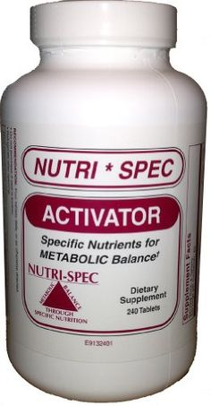 NutriSpec ACTIVATOR Oxygenic B 240 Tablets >>> For more information, visit image link. (This is an affiliate link and I receive a commission for the sales)