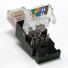 To RJ45 Connector Cat 6 Wiring Diagram
