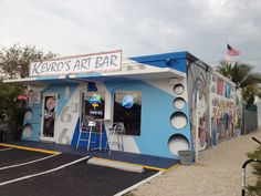 "Don't miss:  Kevro's Art Bar, an ""authentic, intimate and creative space that harbors arts of all kinds,"" and the free Delray Downtowner, a door-to-door, eco-friendly golf cart service.  Biggest surprise:  Delray is ""a great snorkeling and scuba diving destination,"" Serrano and Haas say, with a century-old steamship sunk in shallow water and some of the best visibility on the East Coast."