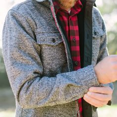 North Coast Shirt Jacket 2.0 | Huckberry