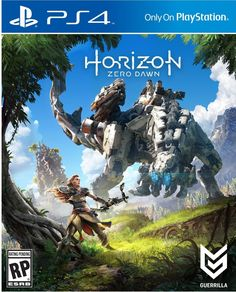Horizon: Zero Dawn Pre-Order For PlayStation 4 (Physical Disc)