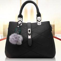 dfce94990 Bolsa Baú Couro Fashion - Compre Agora | Shopping City - Seu estilo o que  Importa !