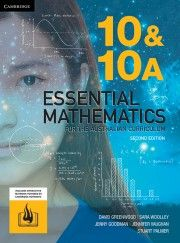 Essential Mathematics for the Australian Curriculum (2nd edition) - Year 10