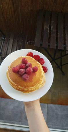 Waffles, Pancakes, Raspberry, Breakfast, Food, Morning Coffee, Essen, Waffle, Pancake