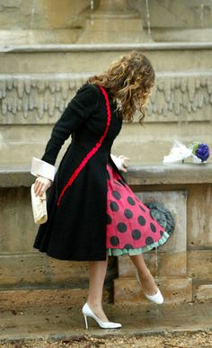 SJP shoe moments - Carrie Would Be Proud! Here's A First Look At Sarah Jessica Parker's Shoe Collection | Grazia Fashion