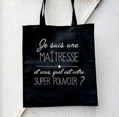 Master bag – gift super master – teacher superpower – centerpiece – school gift – thank you home - Cadeau ideeën