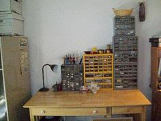 Jewelry Studio Organization Tips