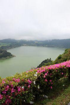 Lagoa das Furnas  #azores #visitazores #lake #furnas
