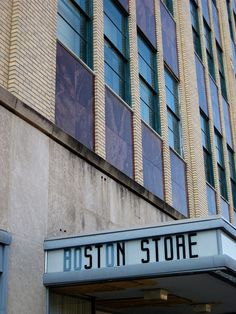Boston Store, Erie, PA | Flickr - Photo Sharing!
