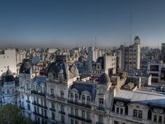 """I can see why this lovely city is called """"the Paris of South America"""". It has the exact same shade of gray that I've always called """"Paris gray"""". The Places Youll Go, Great Places, Places To See, Places Ive Been, Palermo, Need A Vacation, Most Beautiful Cities, What A Wonderful World, Future Travel"""