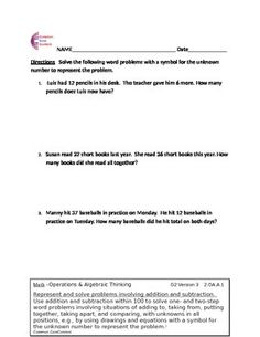 math worksheet : math worksheets common core math and second grade on pinterest : Second Grade Common Core Math Worksheets
