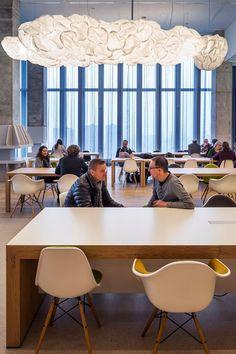 Interior Municipal Offices De Rotterdam - Picture gallery