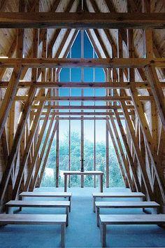 Votum Aleksa Chapel designed by Beton (Marta i Lech Rowińscy) Tarnów / Poland