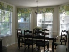 Bean In Love: Hung Over DIY Valences