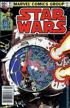 Star Wars #61, Art: Walt Simonson