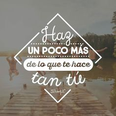 Y que nadie te impida ser tú mismo. #mrwonderfulshop #quotes #motivation