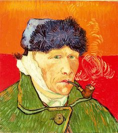 Vincent van Gogh's 'Self-portrait with Bandaged Ear' from 1889 was reportedly sold for $90 million in a private sale in the late 1990s.