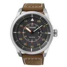 Reloj Caballero Citizen AW1360-12H.  Ideas #Regalo hombres. Relojes de Marca Alicante. Tienda Relojes #Alicante. Relojes RadioControl Alicante ► www.joyeriamargamira.com