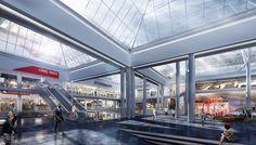 Mall Renovation   Day   Interior   Finland   2015