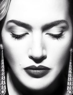 Kate Winslet photography by Miguel Reveriego for Vogue Spain August 2012 - HUF Magazine Editor's Pick)
