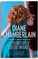 The first Diane Chamberlain book I read. I fell in love with her writing. I'm not a romance reader, I prefer a good mystery. She is a wonderful author who creates very involved and intriguing characters.