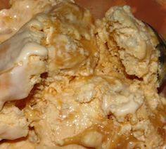 - Καλά μαμά... το καλύτερο παγωτό που έχω δοκιμάσει στη ζωή μου!!! Από όλες τις γέψεις!!! (Δήμητρα ετών 6) Υλικά: 1 κουτί Morfat... Greek Desserts, Frozen Desserts, Greek Recipes, Chocolate Fudge Frosting, Greek Cooking, My Cookbook, Homemade Ice Cream, Appetisers, Ice Cream Recipes