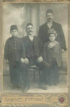 Osmanlı Dönemi SÜNNET ÇOCUĞU | by OTTOMAN IMPERIAL ARCHIVES