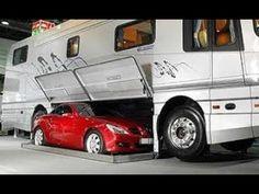 Top 8 Luxury Buses 2017/2018  - Luxury Motorhomes