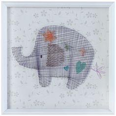 Cechy i korzyści: Obraz wykonany techniką String Art polegającą na wyszywaniu/wyplataniu obrazów z kolorowych nici, włóczki czy muliny. Obraz szczególnie polecamy do pokoi dziecięcych. Oryginalny ...