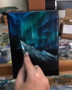 Art Discover Aurora sky - Trend Topic For You 2020 Acrylic Painting Techniques Painting Videos Art Techniques Simple Acrylic Paintings Acrylic Paint On Wood Sunset Acrylic Painting Black Canvas Paintings Simple Oil Painting Canvas Painting Tutorials Canvas Painting Tutorials, Acrylic Painting Techniques, Painting Videos, Art Techniques, Acrylic Paintings, Creative Painting Ideas, Galaxy Painting Acrylic, Acrylic Painting Inspiration, Acrylic Painting For Beginners