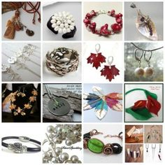 Who doesn't love Handmade Jewellery . sneak peek at some of our jewellery vendors you can find at the Craftadian Spring Show APRIL @ International Centre Canadian Artists, Handmade Jewellery, Handmade Shop, Centre, 18th, Artisan, Christmas Ornaments, Holiday Decor, Spring