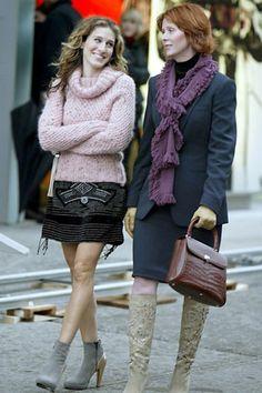 carrie bradshaw outfit - Google zoeken