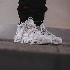 separation shoes ea161 c72bb Find all the official stores  direct shops links where to buy the Nike Air  More Uptempo Light Bone online