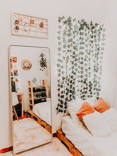 DIY Comfy Bedroom Throws pillows candles baskets are great items for winter decor. Cute Bedroom Decor, Teen Room Decor, Room Ideas Bedroom, Bedroom Inspo, Dream Bedroom, Boho Teen Bedroom, Surf Bedroom, Comfy Bedroom, Cute Room Ideas