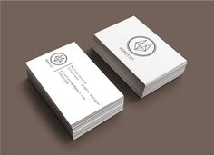 Momusso business cards