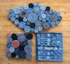 Tuunausta ja tekeleitä: Ohjeet farkkujen totaalikierrätykseen, osa 2