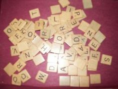 #scrabbletiles #crafts #jewelry #woodenletters #Arts #games #repurpose #upcycle