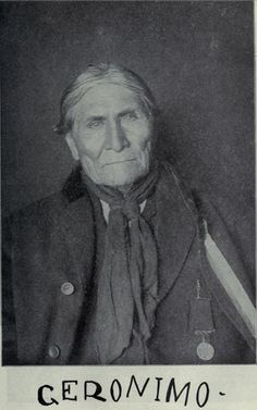 """Geronimo. In February 1909, Geronimo was thrown from his horse while riding home, lay in the cold all night before a friend found him. He died of pneumonia on 2/17/1909, as a prisoner of the U.S. at Fort Sill, OK. His last words were reported to be said to his nephew, """"I should have never surrendered. I should have fought until I was the last man alive."""" He was buried at Fort Sill, OK in the Apache Indian Prisoner of War Cemetery."""