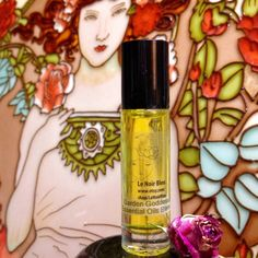 pure floral citrus and herbal Garden Goddess all by LeNoirBleu
