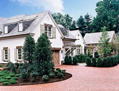 Springhill Farm Residence - Harrison Design - undefined - Discover more at harrisondesign.com