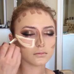 Highlight & contour by @VanityMakeup✨ Song: Enjoy The Silence by. Depeche Mode